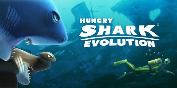 Hungry Shark Evolution Hack tool